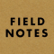 Field Notes Brand logo logo