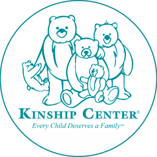 Kinship Center in a round circle