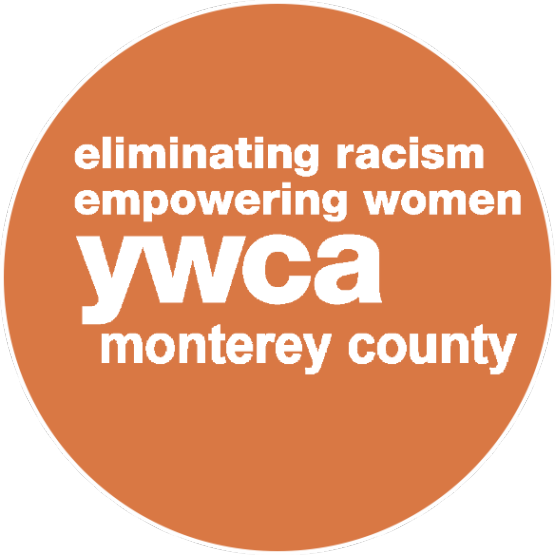 YWCA Monterey County logo in round circle